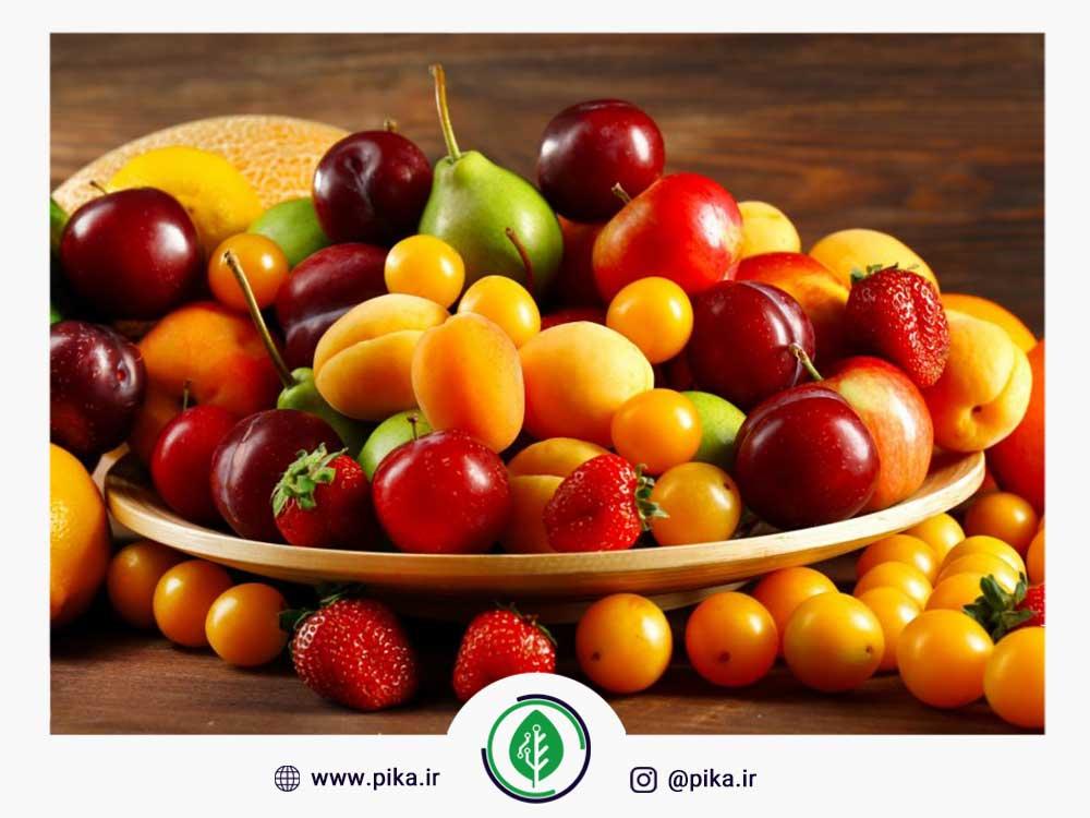 میوه برای درمان یبوست