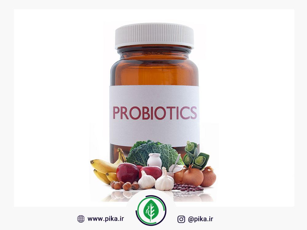 میوه های حاوی پروبیوتیک